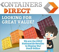 Shipping Containers Direct