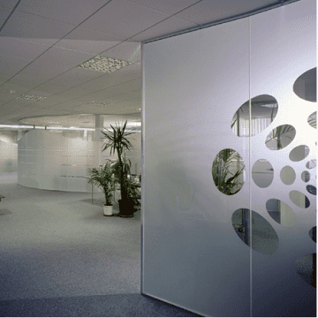 Single Glazed Office Partitioning System