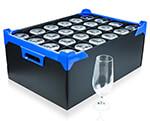 Correx Glass Box