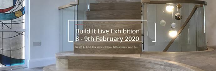 Build It Live Exhibition