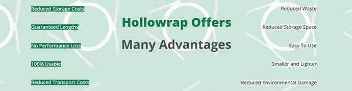 Hollowrap Advantages