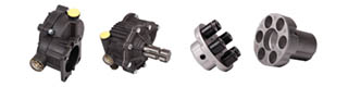 Gearboxes & Couplings