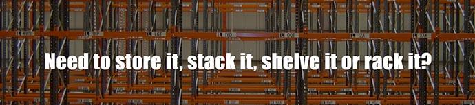 Racking and Shelving