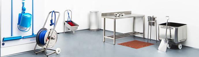 Hygienic Furniture