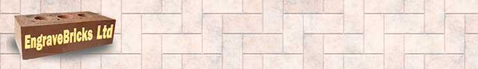 Engraved Bricks, Personalised Bricks & Paving