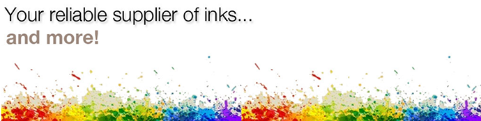 Supplier of Inks