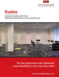 Sliding Partition Brochure