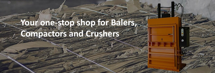 Balers, Compactors and Crushers