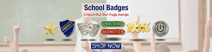 Shop Online for School Badges
