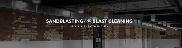 Sandblastic and Blast Cleaning