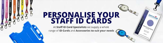 Staff ID Card Holders