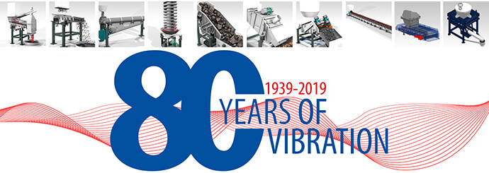 80 Years of Vibration