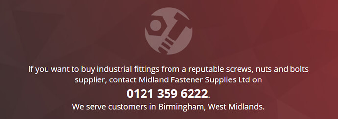 Buy industrial fittings