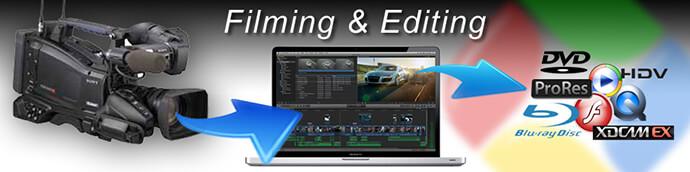 DVD & Video Facilities