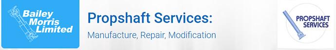 Propshaft Services