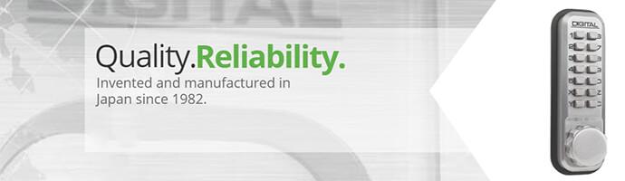 Quality. Reliability