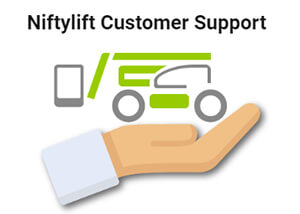 Niftylift Customer Support