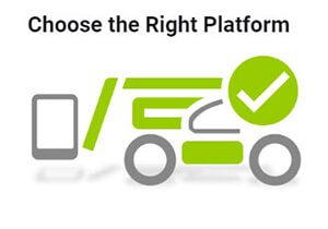 Choose the Right Platform