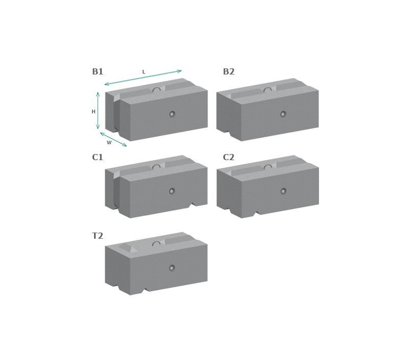 Interlocking Wall System : Elite precast concrete ltd blocks wall