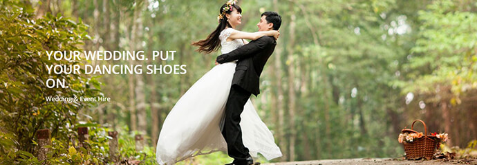 Wedding & Event Hire
