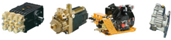 Plunger Pumps, Gearboxes & Couplings