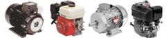 Engines & Electric Motors