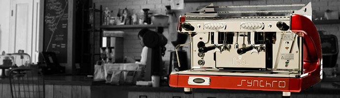 Synchro Coffee Machine
