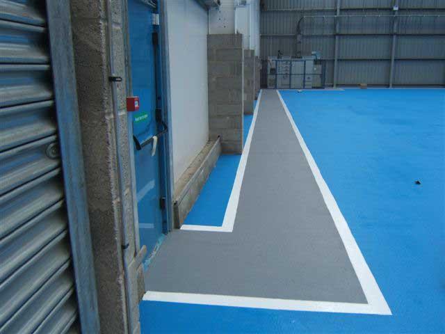 Epoxy Flooring Poured Epoxy Flooring Cost