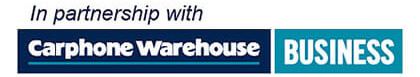 In partnership with carphone warehouse