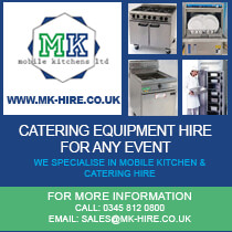 Mobile Kitchen Hire