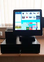 SBV-ONE Touch POS Terminal System