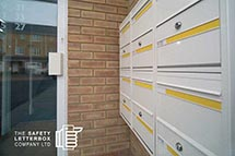 The Safety Letterbox Company Ltd Security Mailboxes