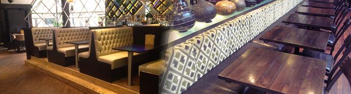 Restaurant Furniture Booths