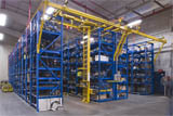 Stak Adjustable Shelf Racking System