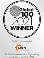 Global 100 2021 Winner