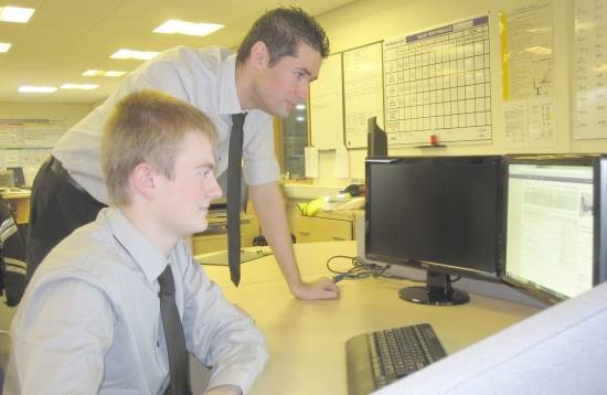 metalweb invests in the future with apprentices