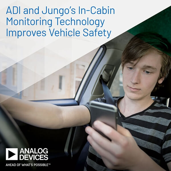 In-Cabin Monitoring Technology to Improve Vehicle Safety