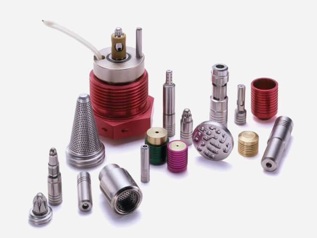 Micro Hydraulic Components