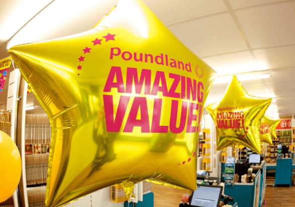 B-Loonys Low-Cost Promotions Boost Footfall for Poundland Stores