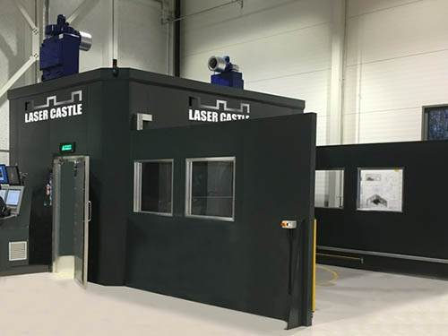 Laser Safety Cabin