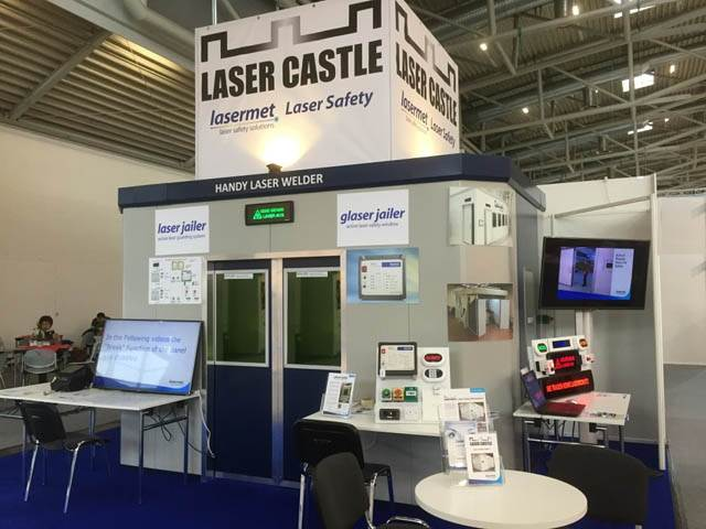 Why is Lasermet's Laser Castle so successful?