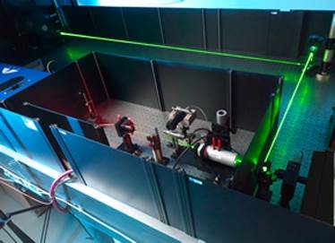 Optical Table Laser Guarding