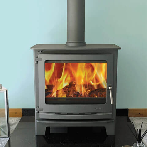 Introducing the NEW Dunsley Advance 500 Woodburning Stove
