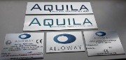 Full Colour Printing on Stainless Steel Labels