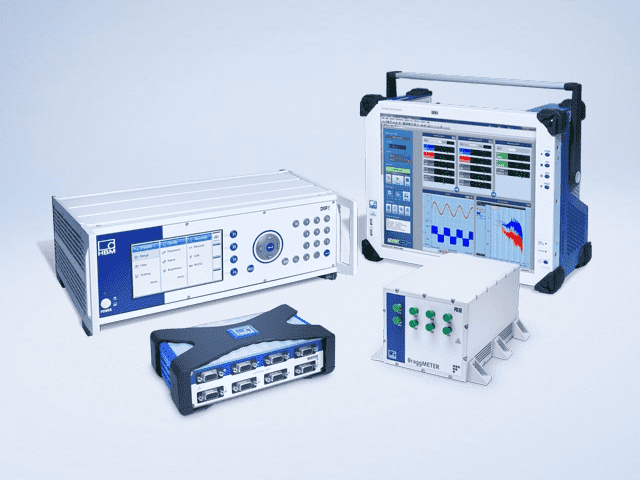 Data Acquisition Systems & Instruments