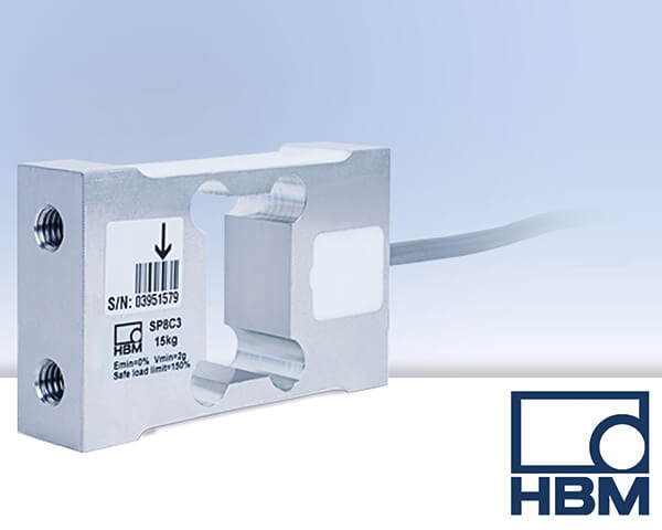 NEW SP8 LOAD CELL FROM HBM PROVIDES A DYNAMIC SOLUTION