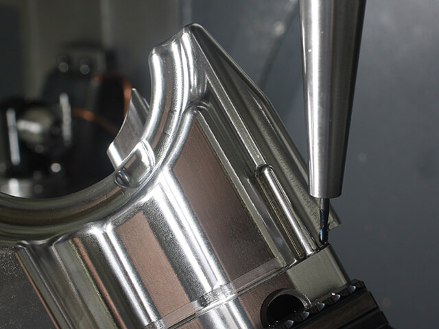 5 Axis Tooling Manufacture
