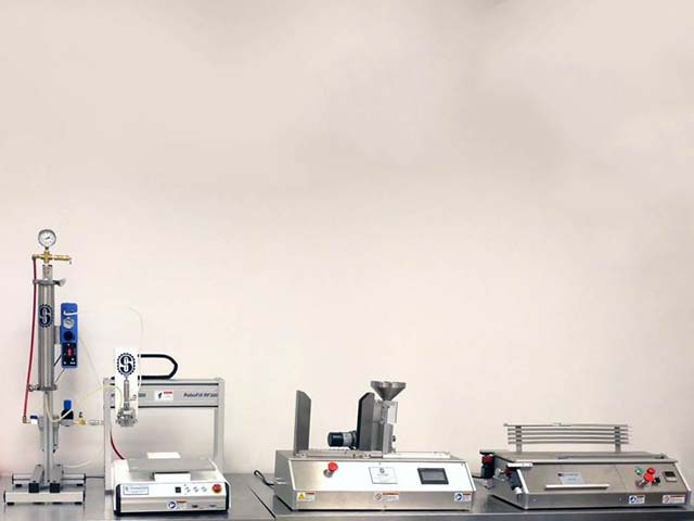 Capsule Filling Machine By Glenvale Packaging