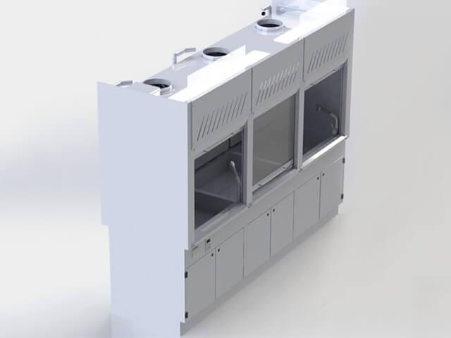 Custom Built Fume Enclosures