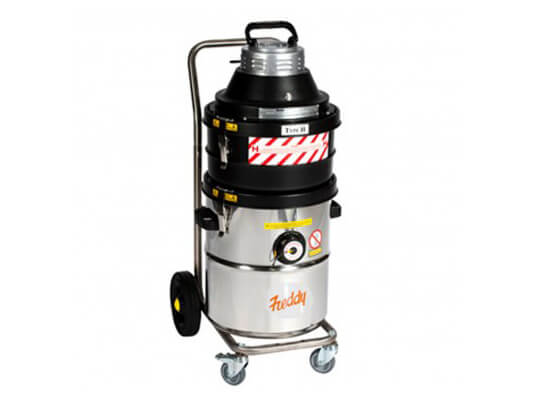Atex Rated Vacuums
